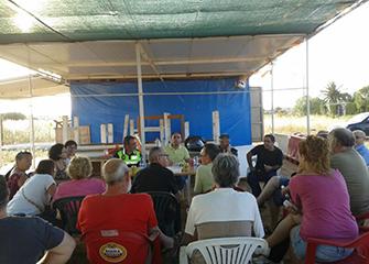 Reunión Vecinal de Pla del Pou de San Antonio de Benagéber