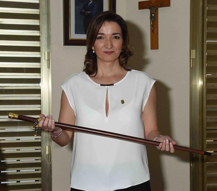Maria Amparo Navarro alcaldesa de Benissanó