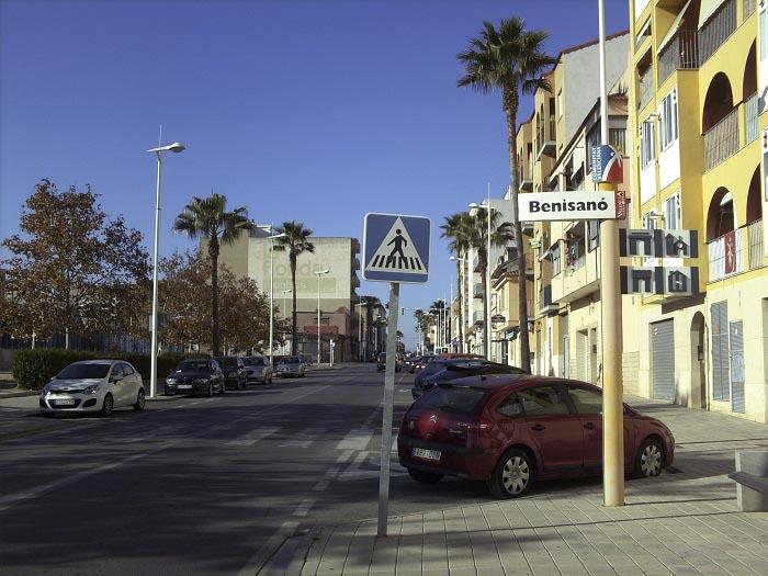 El Ayuntamiento de Benissanó recibirá casi 10.000 euros para la mejora de los espacios públicos.