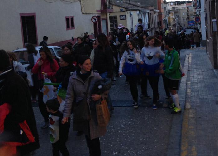 Celebració de les Carnestoltes de Bètera.