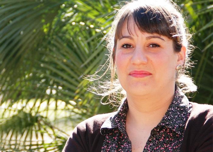 La portavoz de Compromís per Bétera, Cristina Alemany.