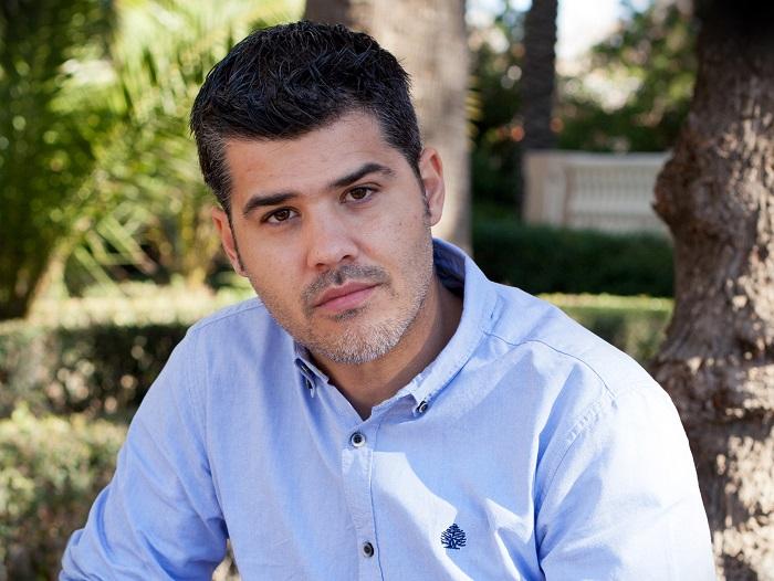 El candidato de UPyD a alcaldía de Bétera, David Aloy.