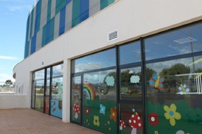 Escoleta infantil municipal de Bétera.