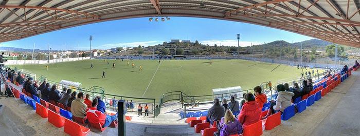 Partido de la Selección de Fútbol Comarcal del Camp de Túria