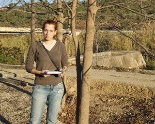 Entrevista a Neus Dominguez al Camp de Túria