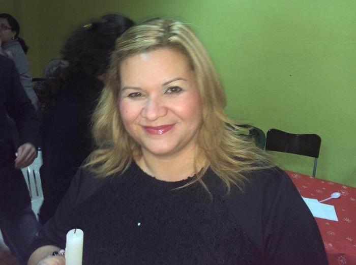 La nueva delegada de UPyD en Camp de Túria, Laura Villalobos.
