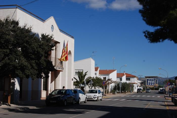 La subasta tendrá lugar en el Ayuntamiento de Domeño.