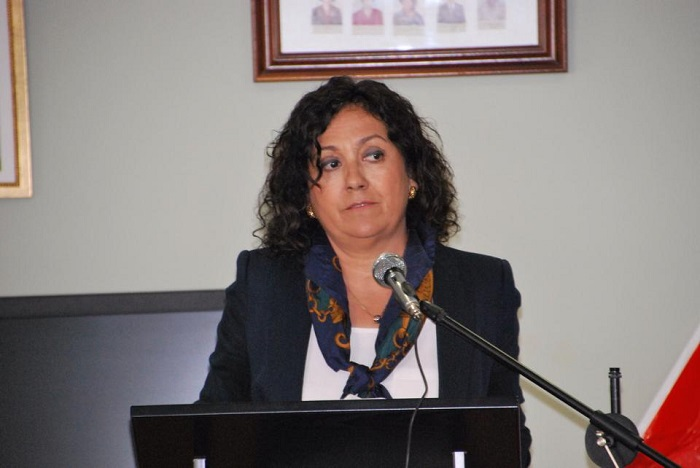 La diputada socialista Carmen Ninet.