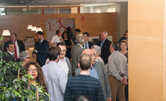 Inauguración en l'Eliana de la Residencia La Saleta
