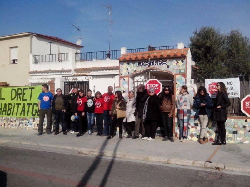 Plataforma de Afectados por las Hipotecas del Camp de Túria en l'Eliana