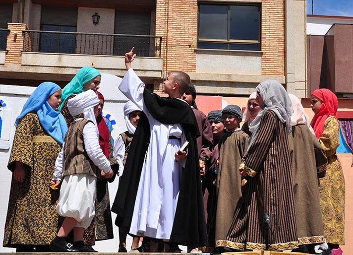 Respresentació del Miracle de Sant Vicent