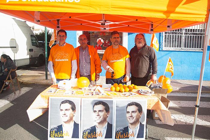 Jornada electoral en l'Eliana