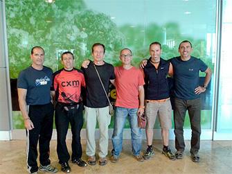 Expedición de Bomberos del parque de l'Eliana al Himalaya