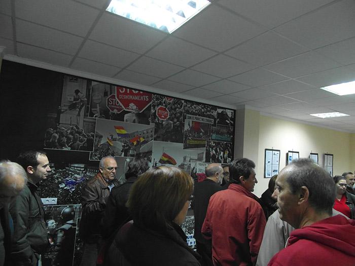 Inauguración sede EUPV en la Pobla de Vallbona