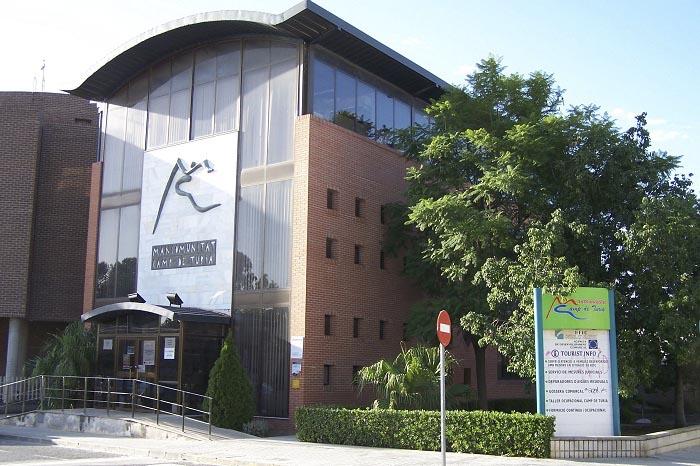 Sede de la Mancomunitat de Camp de Túria.
