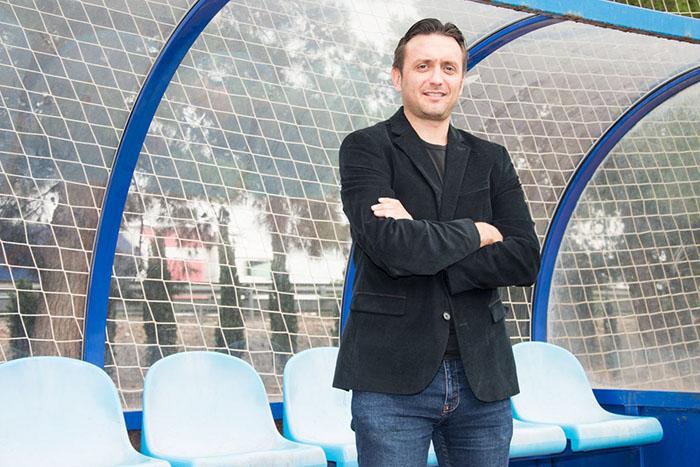 Vicente Fragua, entrenador