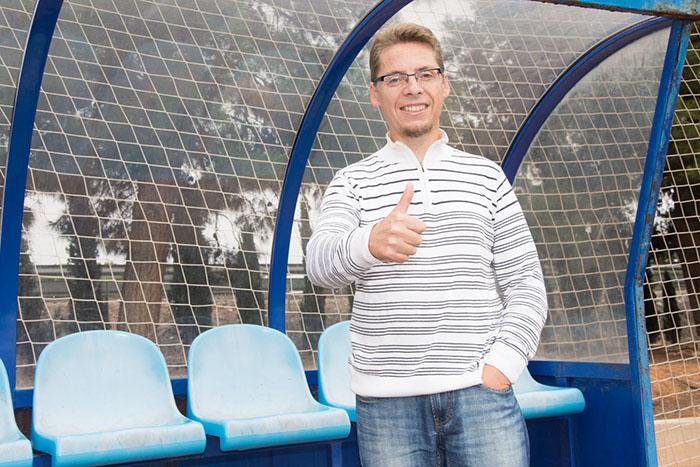 Jesús Martí, coach deportivo