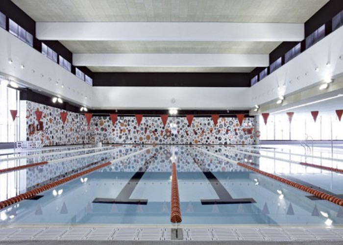 El pspv critica el coste de la piscina cubierta municipal for Piscina municipal lliria