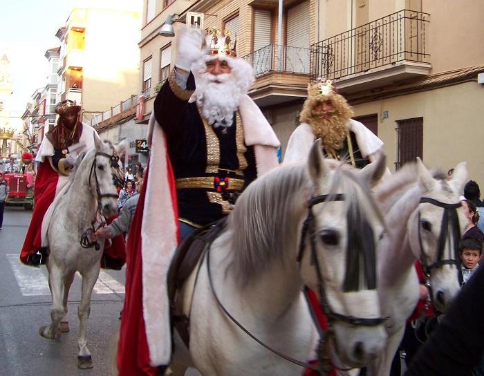 Los Reyes Magos recorrerán las calles de La Pobla el 5 de enero.