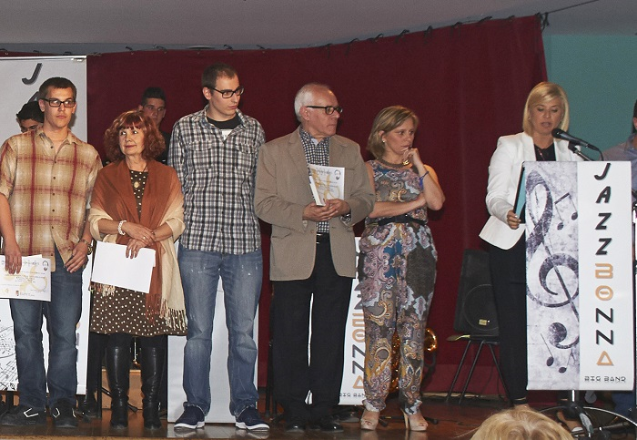Gala de entrega de los premios Teodoro Llorente de la pasada edición.