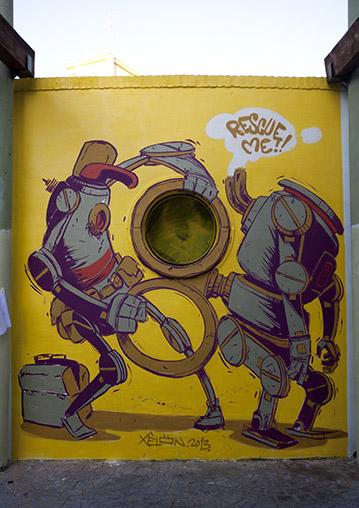 Guanyador GraffitArt 2013 categoria A