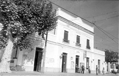 Antiga estació de Llíria