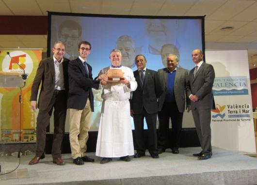 Guanyador concurs 'Arròs amb bledes' 2012 de Llíria