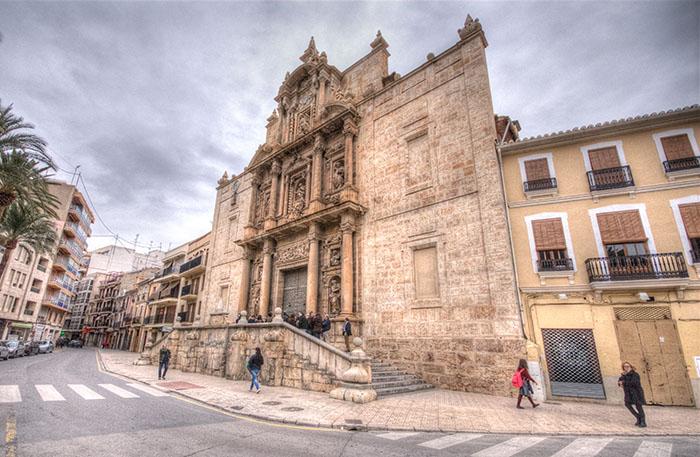 Iglesia de Nuestra Señora de la Asunción de Llíria