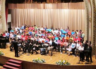 Concert de música a Llíria