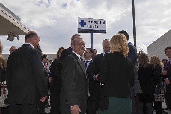 Inauguración Hospital de Llíria
