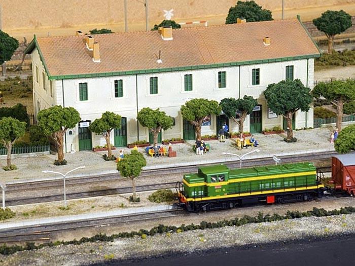 Ca la Vila acollirà una mostra de maquetes de trens