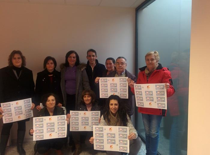 Los ganadores del sorteo de la Federació de Comerç de Llíria.