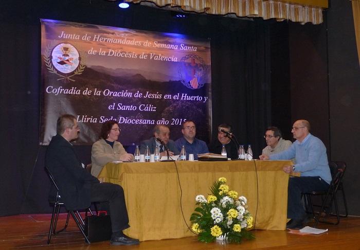 Llíria albergó este fin de semana la primera asamblea de la Junta de Cofradías y Hermandades de Semana Santa de la Diócesis de Valencia.