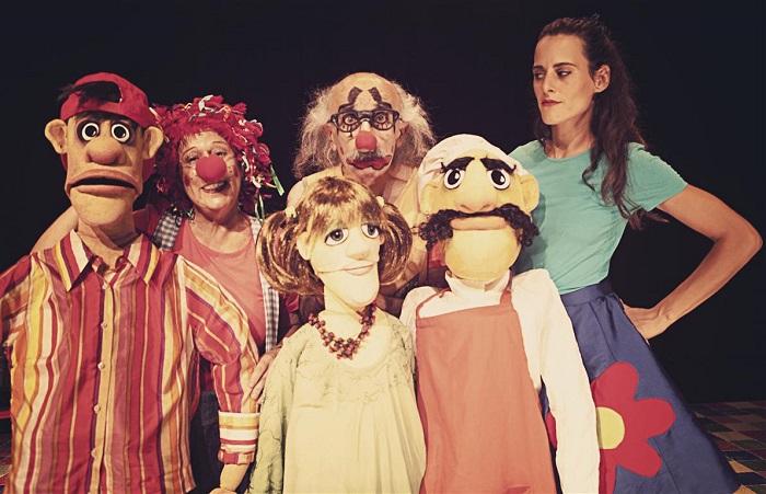Imagen del espectáculo 'Ya está' que se representará el próximo 22 de febrero en Llíria.
