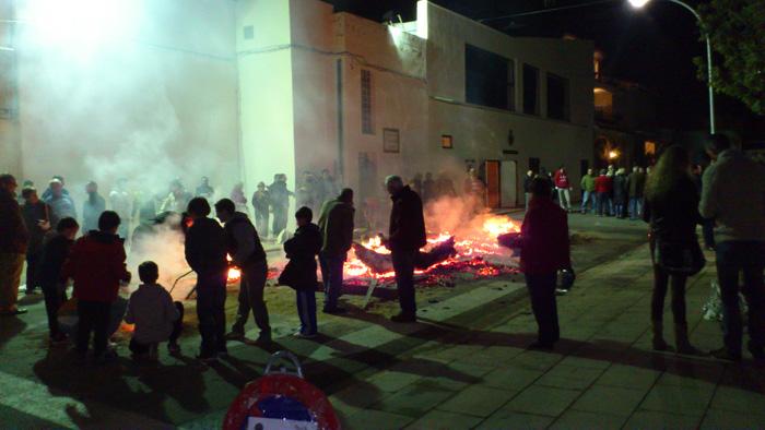Loriguilla celebra su fiesta de San Antón