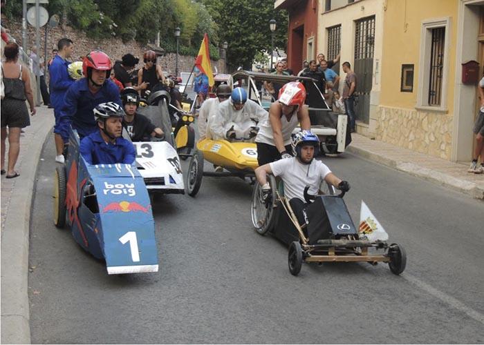 Resultado de imagen de autos locos naquera 2016