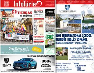 Edició en paper del periòdic InfoTúria