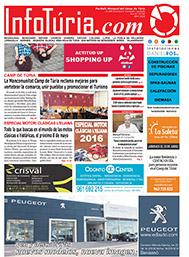 Edició d'abril de 2016 Periòdic InfoTúria