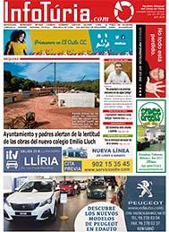 Edició d'abril de 2018 Periòdic InfoTúria