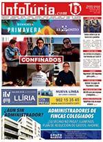 Edició d'abril de 2020 Periòdic InfoTúria