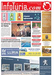 Edició d'agost de 2016 Periòdic InfoTúria
