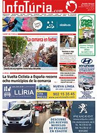 Edició d'agost de 2017 Periòdic InfoTúria
