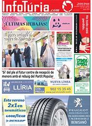 Edició de juliol de 2018 Periòdic InfoTúria