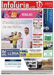 Edició de'agost de 2019 Periòdic InfoTúria