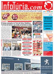 Edició de desembre de 2015 Periòdic InfoTúria