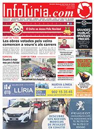 Edició de desembre de 2016 Periòdic InfoTúria