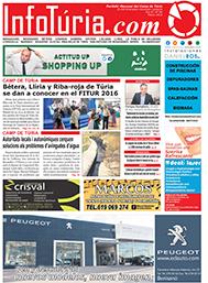 Edició de febrer de 2016 Periòdic InfoTúria