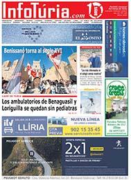 Edició de febrer de 2020 Periòdic InfoTúria