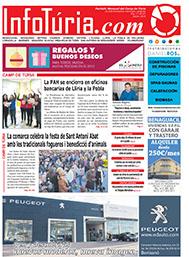Edició gener 2015 Periódic InfoTúria