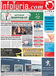 Edició de gener de 2016 Periòdic InfoTúria